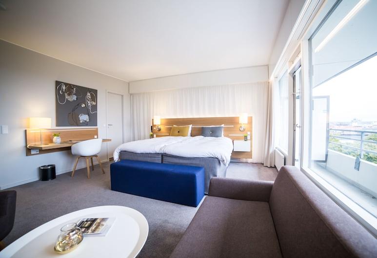 Comwell Hvide Hus Aalborg, Aalborg, Rom – superior, Gjesterom