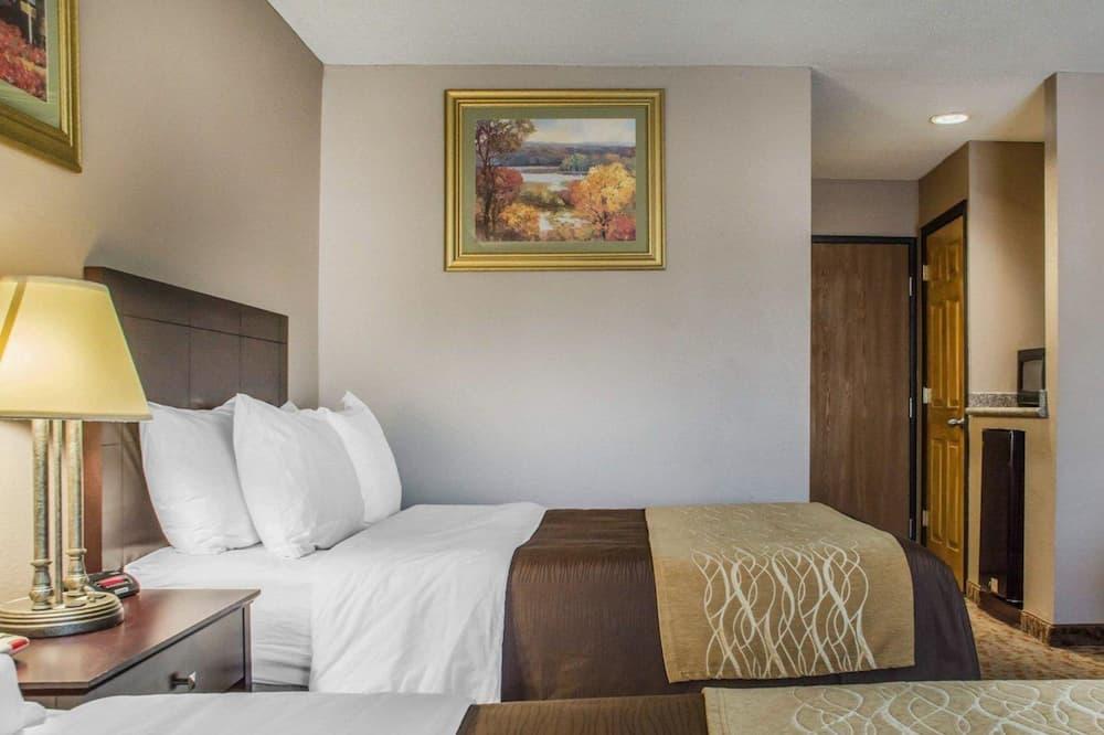 Standard Oda, 2 Çift Kişilik Yatak - Oda