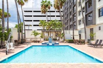 Foto van Holiday Inn Tampa Westshore - Airport Area in Tampa