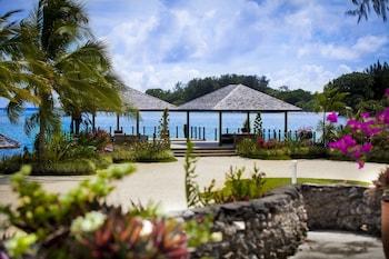 Φωτογραφία του Warwick Le Lagon - Vanuatu, Πορτ Βίλα