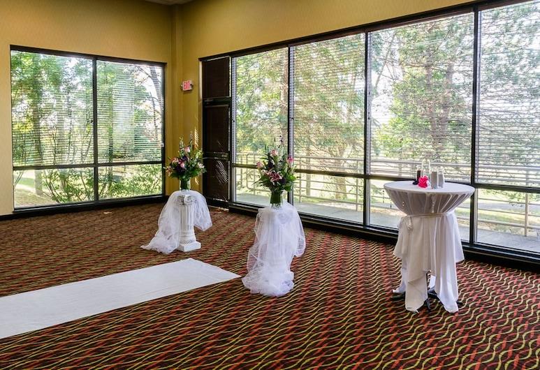 Holiday Inn Hotel and Conference Center Big Rapids, Big Rapids, Salão de Banquetes