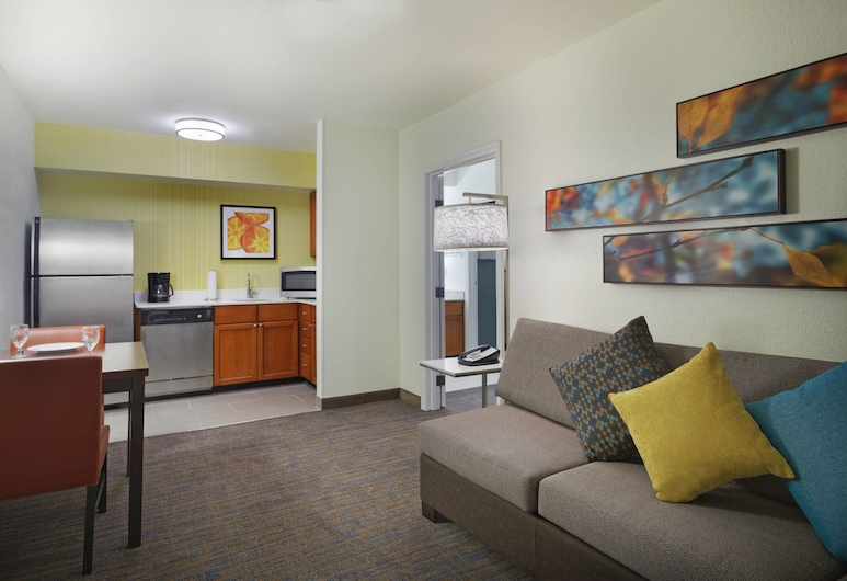 Residence Inn by Marriott Houston by The Galleria, Houston, Suite, 1 Bedroom, Non Smoking, Guest Room