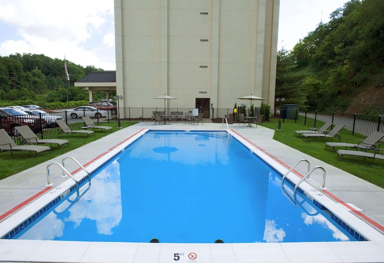 Hampton Inn Pittsburgh Greentree, Pittsburgh, Piscina