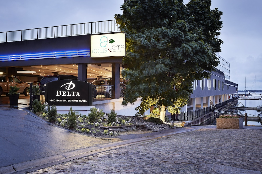 Delta Hotels By Marriott Kingston Waterfront Exterior