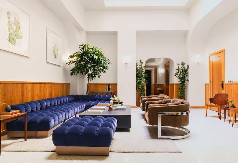 틸던 호텔, 샌프란시스코, 로비 좌석 공간