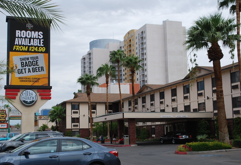 Ellis Island Hotel, Las Vegas