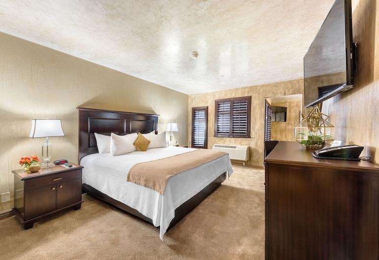 艾利斯島嶼酒店, 拉斯維加斯, 套房, 2 張加大雙人床, 露台, 客房