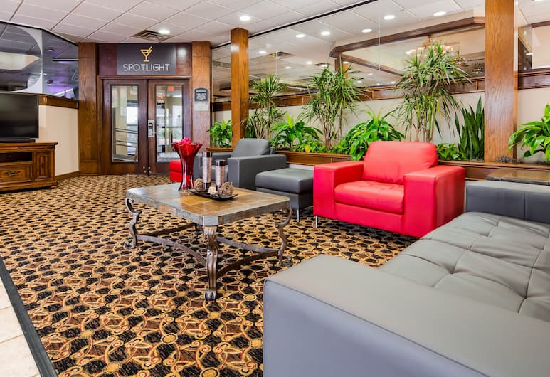 SureStay Plus Hotel by Best Western Oklahoma City North, Oklahoma City, Lobby