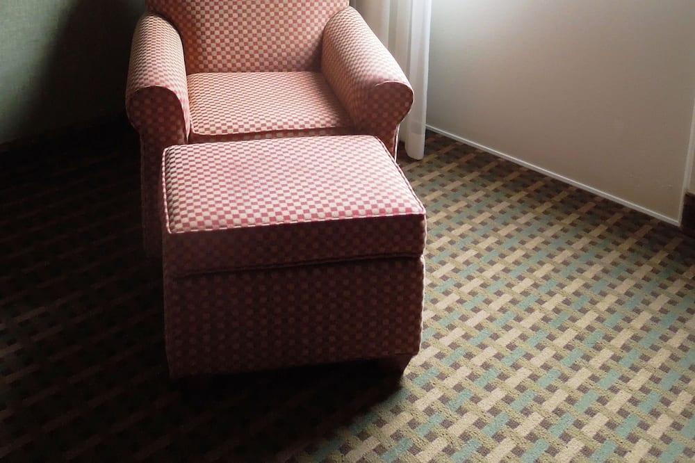 싱글룸 - 거실 공간
