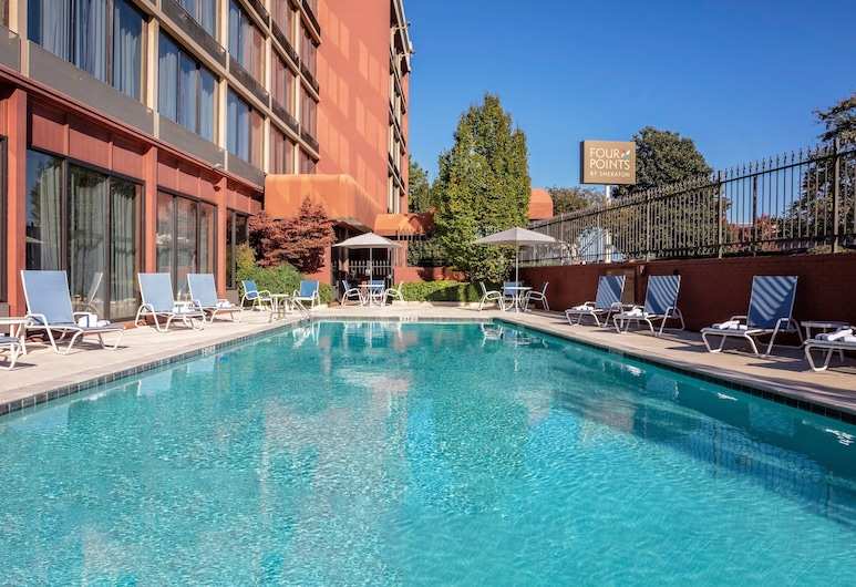 Four Points by Sheraton Memphis East, Memphis, Outdoor Pool