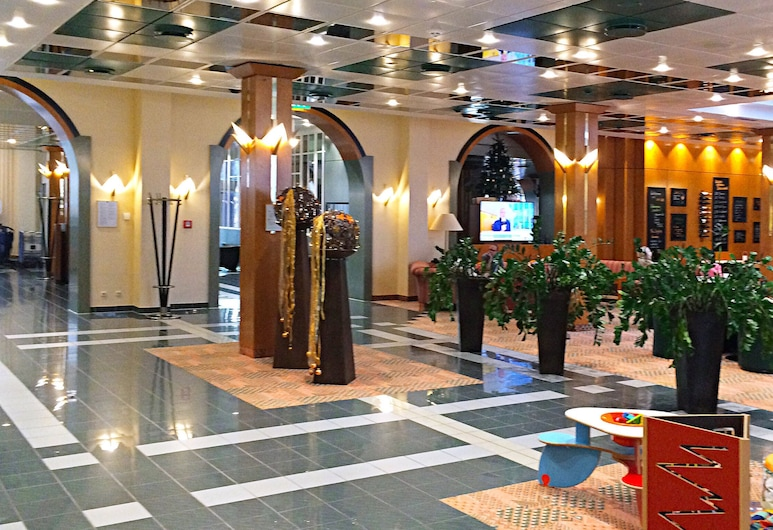Victor´s Residenz-Hotel Gera, Gera, Lobby