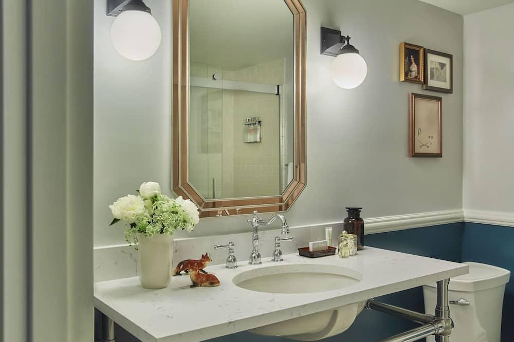 Zimmer, 2Queen-Betten, barrierefrei (Graduate Queen Queen - Accessible) - Badezimmer