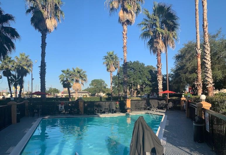 Comfort Inn & Suites Southwest Fwy at Westpark, Houston, Alberca