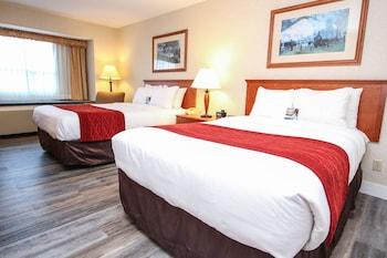 維多利亞康福特套房飯店的相片