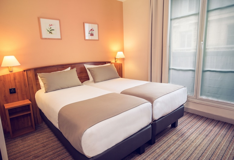Timhotel Palais Royal, Paris, Twin Room, Guest Room