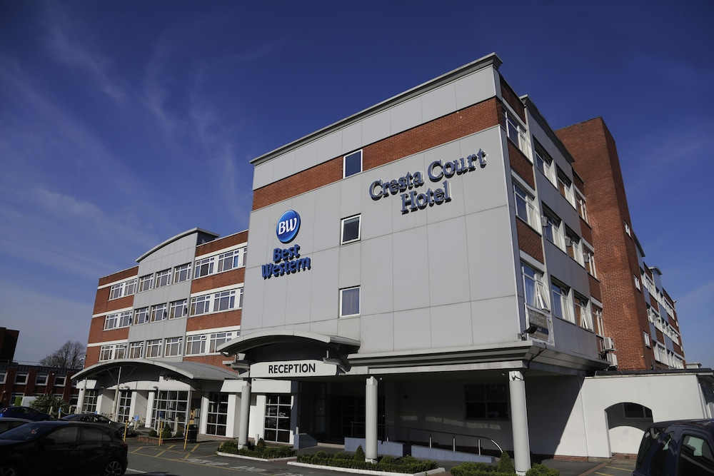 Best Western Manchester Altrincham Cresta Court Hotel, Altrincham