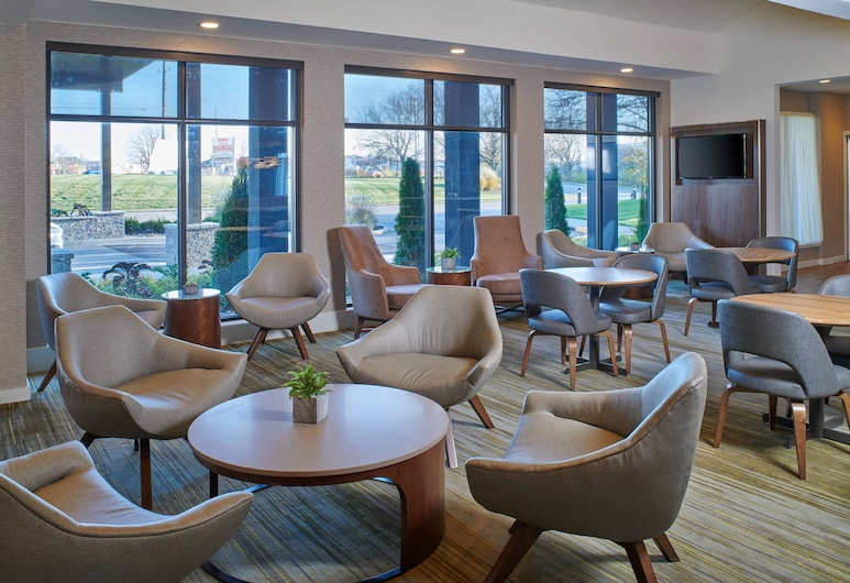 Courtyard by Marriott Indianapolis Castleton, Indianapolis, Lobby