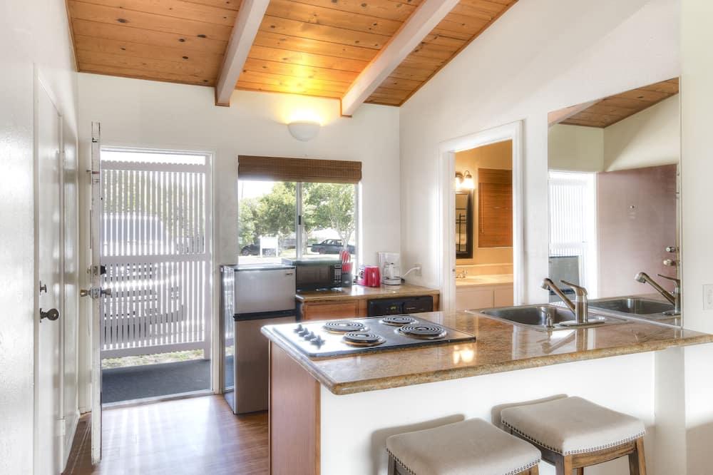 スタジオ 簡易キッチン - 客室