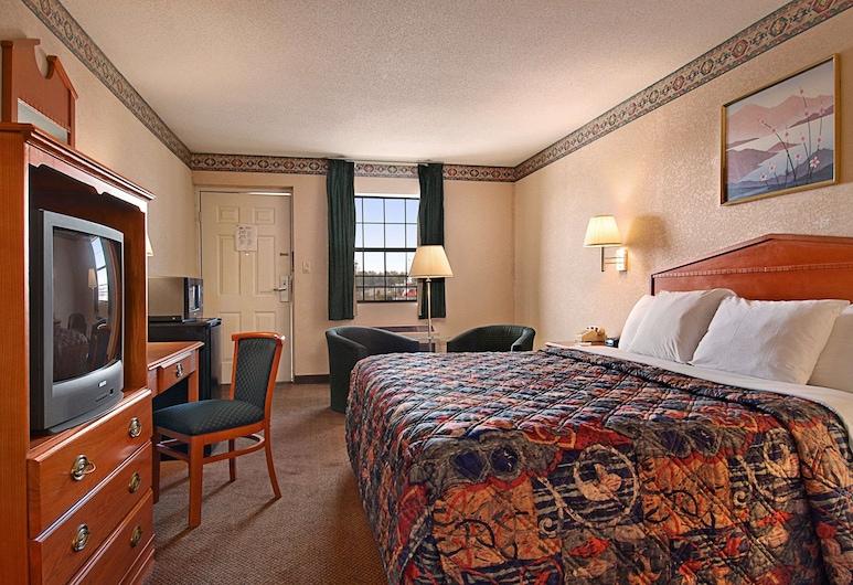 Days Inn by Wyndham Brownsville, Brownsville, Quarto Standard, 1 cama king-size, Quarto