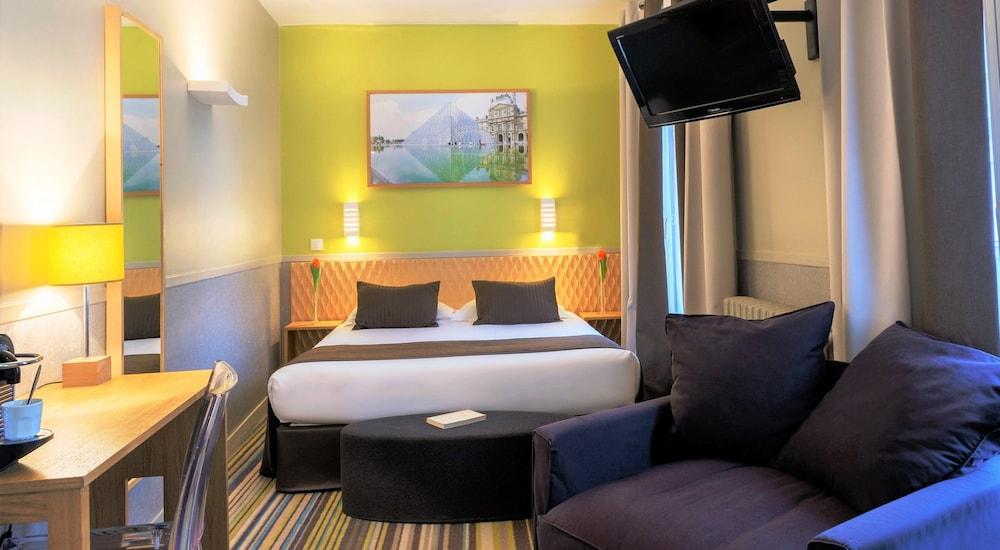 Hotel Glasgow Monceau Paris by Patrick Hayat, Paris