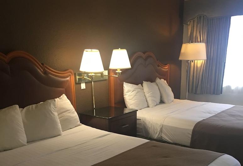 A Victory Hotel - Southfield, סאות'פילד, חדר דה-לוקס זוגי, חדר אורחים