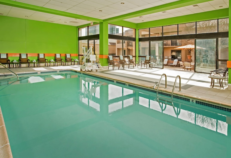 Courtyard by Marriott New Carrollton, Hyattsville, Indoor Pool