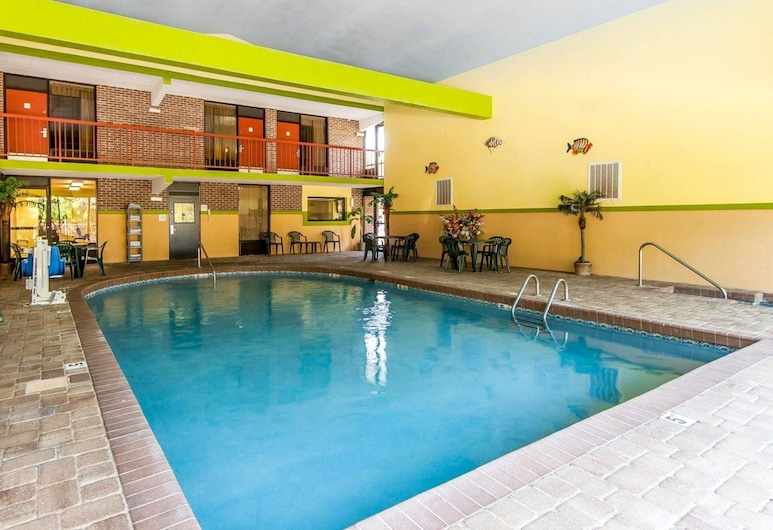 Quality Inn West, Sweetwater, Baseins