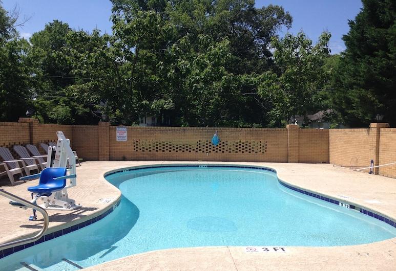Knights Inn Elizabethtown, Elizabethtown, Outdoor Pool