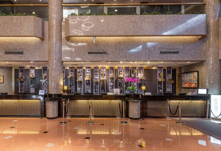 上海銀星皇冠假日酒店, 上海市, 櫃台