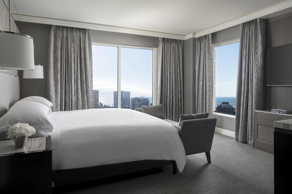 Svit Executive - 1 sovrum - icke-rökare (Club Lounge Access) - Utsikt mot staden