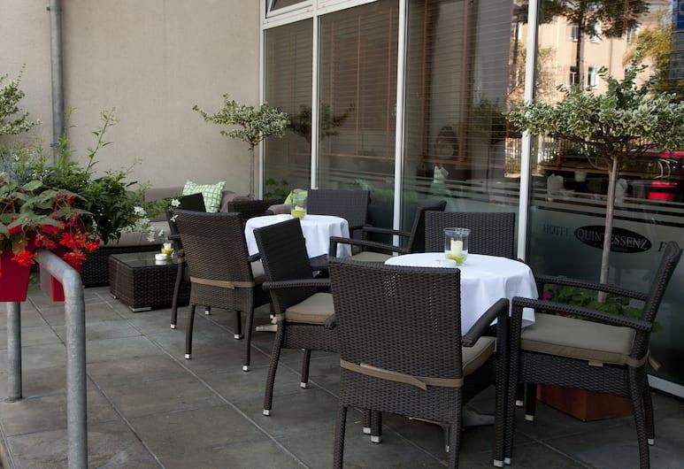 Best Western Hotel Quintessenz-Forum, Dresden, Terrasse/Patio