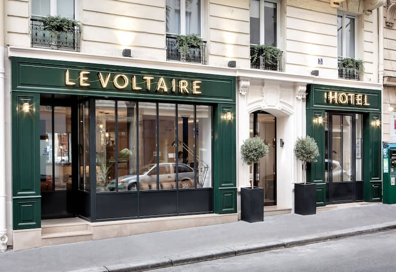 New Hotel le Voltaire, Παρίσι, Είσοδος ξενοδοχείου