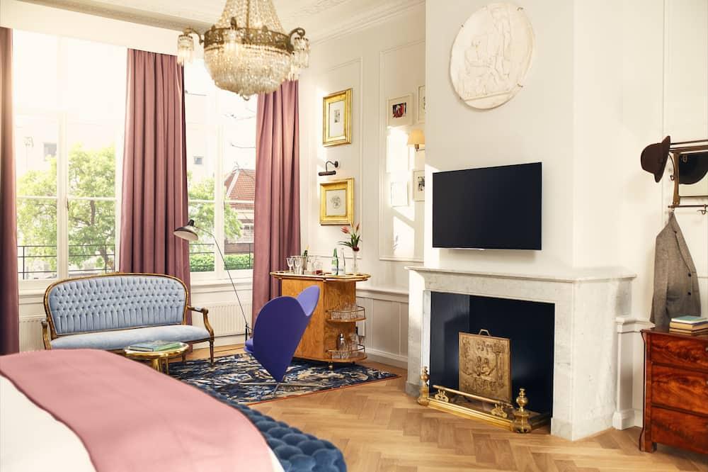 Suite (Pulitzer) - Wohnzimmer