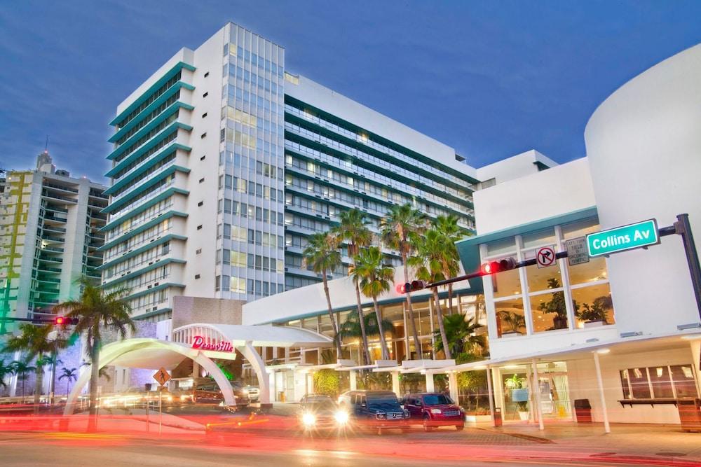 The Deauville Beach Resort, Miami Beach