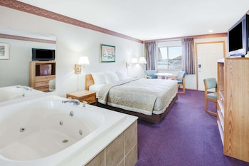 Picture of Super 8 by Wyndham Mackinaw City/Beachfront Area in Mackinaw City