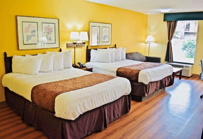 Days Inn by Wyndham Burleson Ft. Worth, Burleson, Chambre, 2 grands lits, fumeurs, Chambre