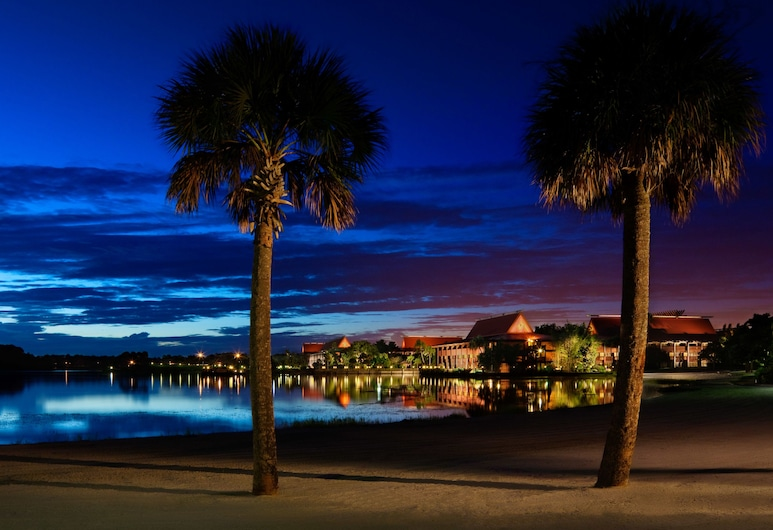 Disney's Polynesian Village Resort, Lake Buena Vista, Vaade hotellist