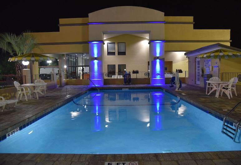 Days Inn by Wyndham Ladson Summerville Charleston, Ladson, Vanjski bazen