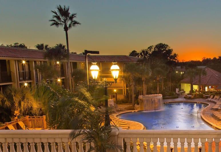 DoubleTree by Hilton Hotel Orlando at SeaWorld, Orlando, Piscina