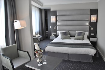 Фото Best Western Hotel Royal Centre у місті Брюссель