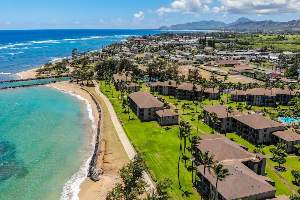 Soukromý byt, 1 ložnice, soukromý bazén, výhled na pláž (Pono Kai Resort J101) - Pláž
