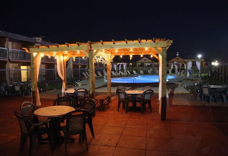 Executive Inn, Augusta, Pool