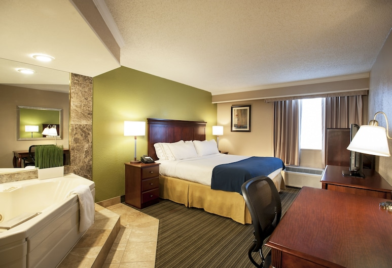 Holiday Inn Express Hotel & Suites Germantown-Gaithersburg, Germantown, Guest Room