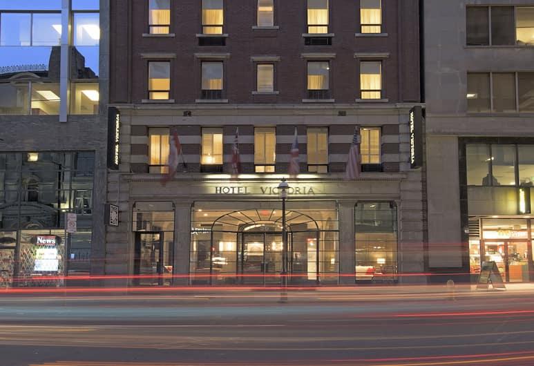 Hotel Victoria, Toronto, Pohľad na hotel