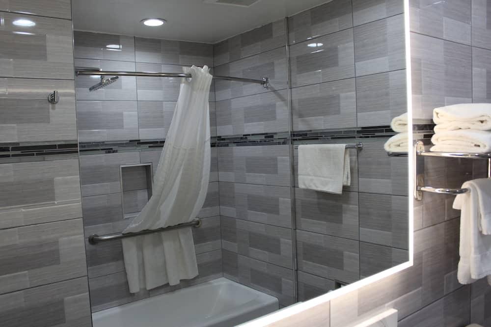 디럭스 싱글룸 - 욕실