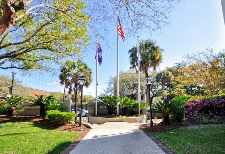Hampton Inn Charleston - Historic District, Charleston, Exteriér