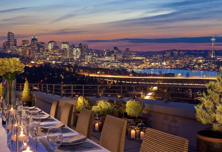 Graduate Seattle, Seattle, Terassi/patio