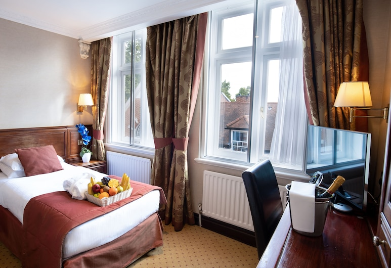 Rochester Hotel by Blue Orchid, London, Executive Single Room, Guest Room