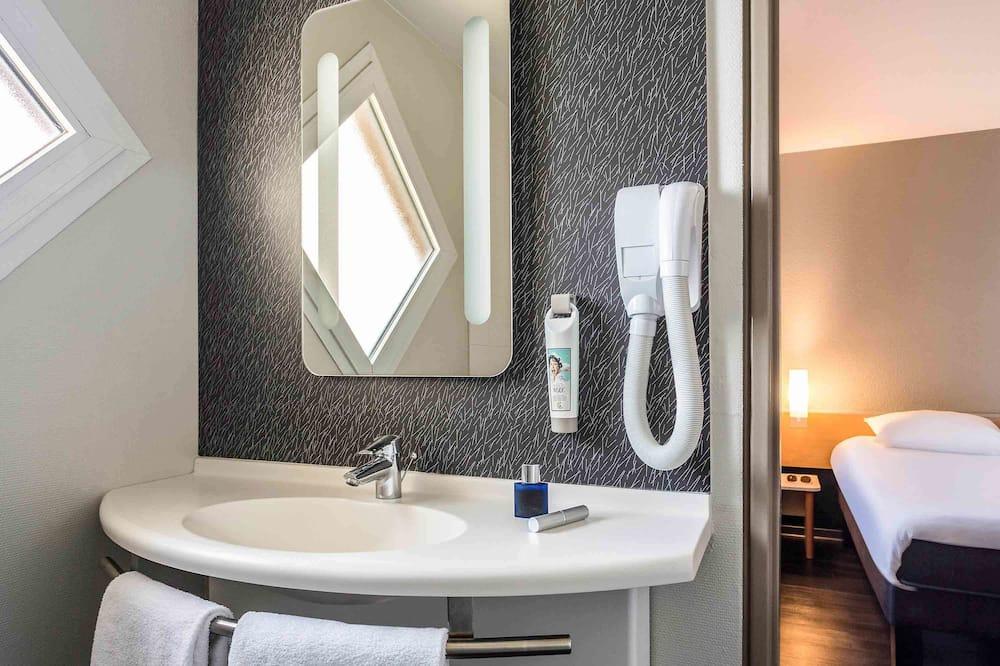 Quarto Standard, 1 cama de casal - Casa de banho