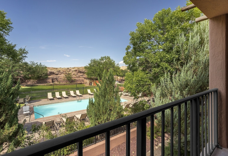 Holiday Inn Canyon De Chelly, Chinle, Soba, 2 bračna kreveta, za nepušače, uz bazen, Soba za goste